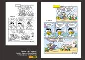 Storia e disegni di Enrico Faccini Colore di Alice Kinoki Previati